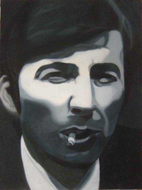 Portrait-box-2,-Oil-on-canvas,-100x80cm,-1997