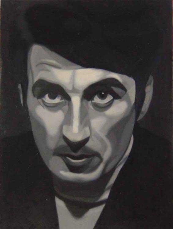Portrait-box-3,-Oil-on-canvas,-100x80cm,-1997